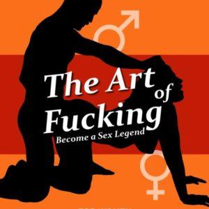 the art of fucking sex book