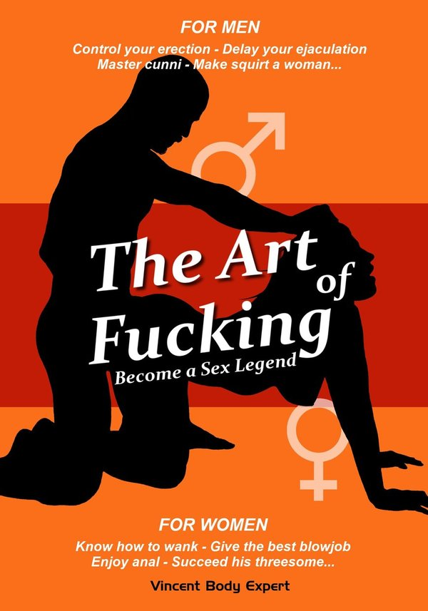 the art of fucking sex book