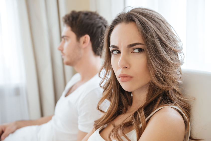 éjaculation précoce problème couple