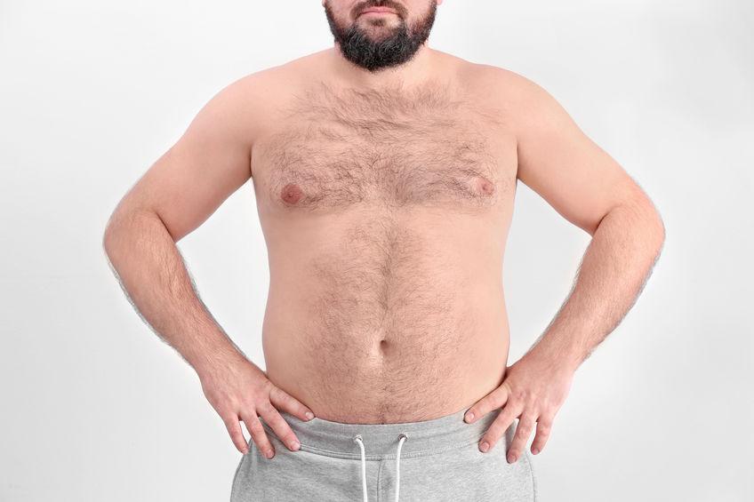 Problème érection, surpoids et obésité